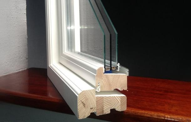 przekrój okienny